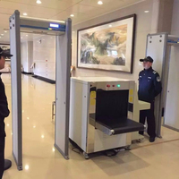 airport x ray luggage scanner 60x40cm