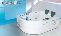 2016 New Design Two Person Walk In Massage Bath Tub