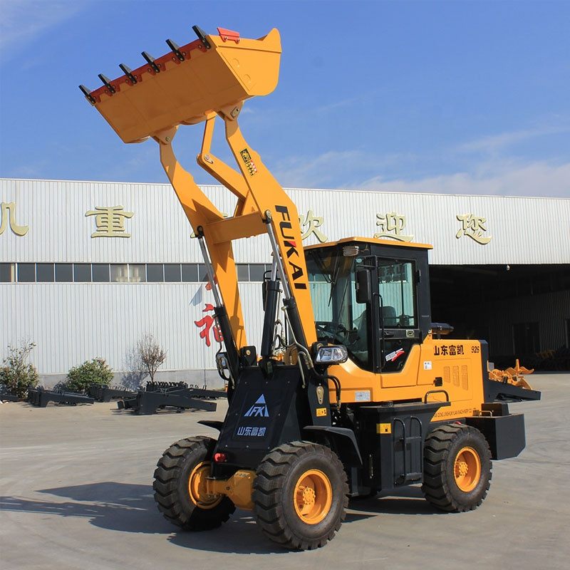 CE Approved China Mini Loader with reasonable price
