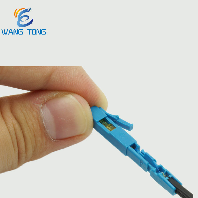 OEM factory high quality waterproof fiber optic sc fast connector lc