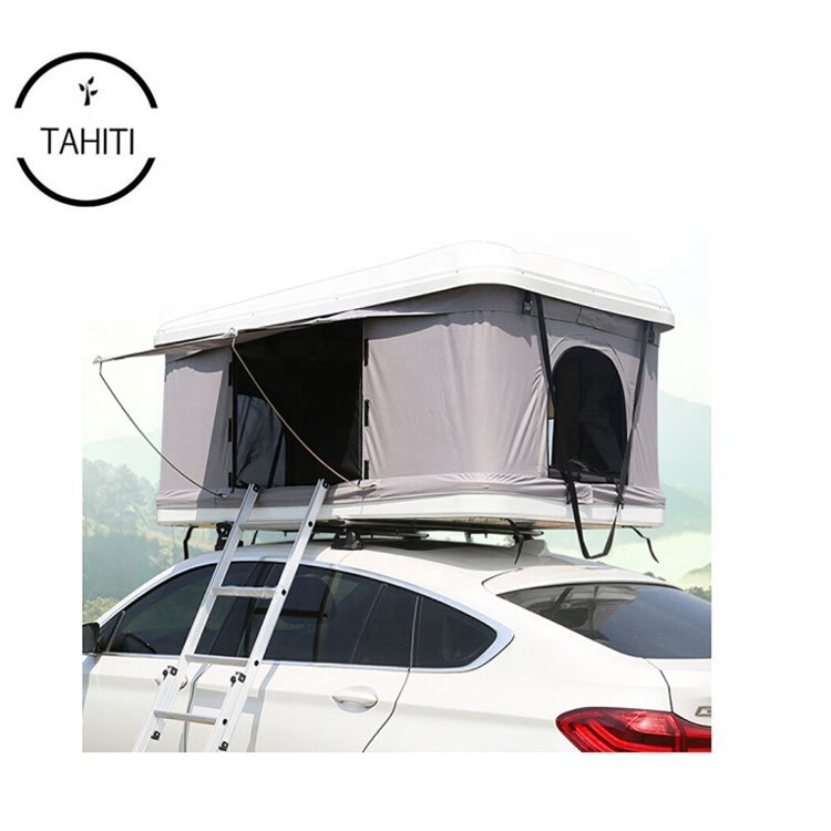 Outdoor Camping Auto Markise Wasserdicht Großhandel ABS Hard Shell Winddicht Dach Top Zelt