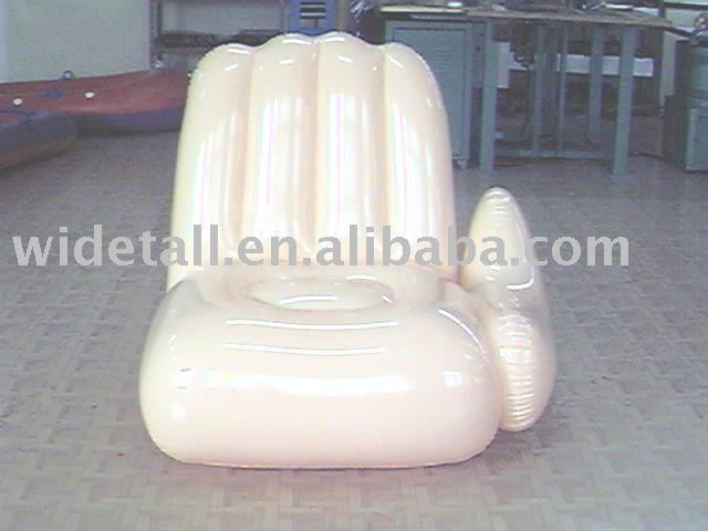 inflatable sofa inflatable air sofa plastic funiturevinyl chair