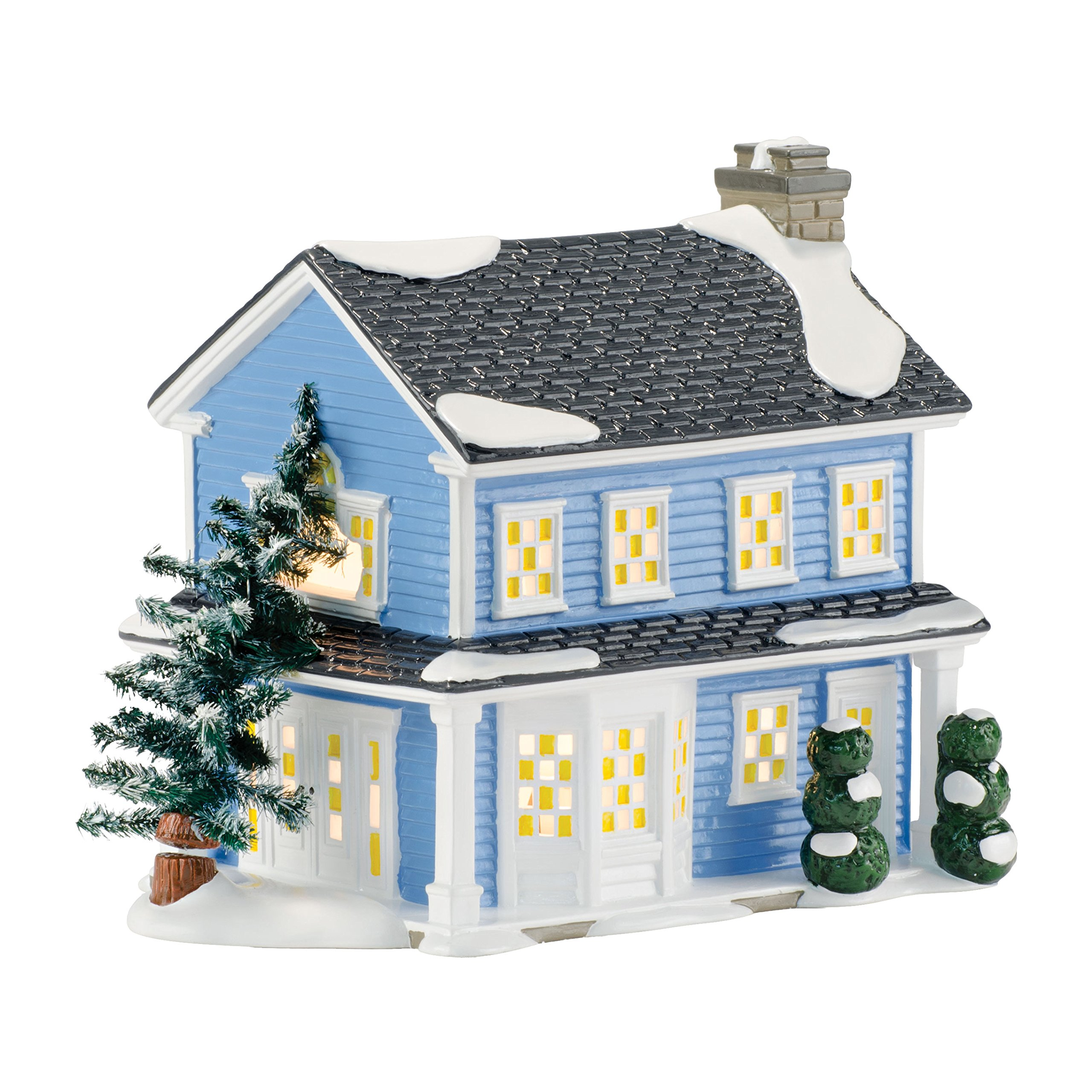 department 56 national lampoons christmas vacation village todd and margos house 705 inch