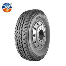 China Tyre Factory HILO&ANNAITE Brand Manufacturer R22.5 R24.5 R20 R24 R19.5 315/80R22.5 High Technology radial truck tire
