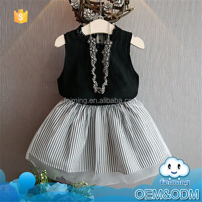 SS-812G 2pcs Toddler Baby Girls Infant Outfits Tops T-shirt+Skirt Dress Kids Clothes Set