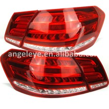 Tail Lamp for MercedesBenz W212 Rear Lights LED Tail lights 2009-2010 year Red Color LF