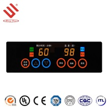 time display heating element ego thermostat temperature controller