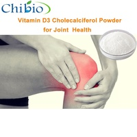 Bulk Vitamin D3 Cholecalciferol powder in stock for health