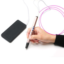 The New 3D Drawing Pen Printing Pen with Media Interface USB Cable