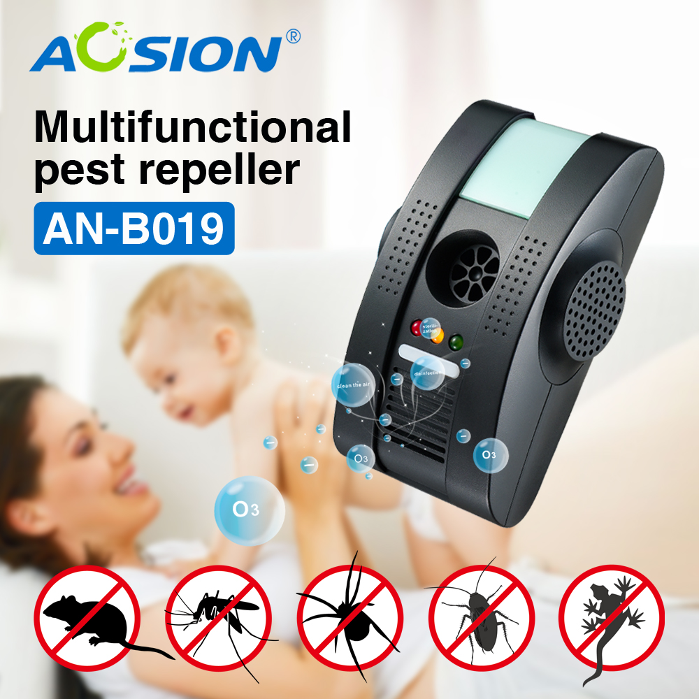 Indoor Multifunctional Ultrasonic Electronic Pest Control,Ultrasonic Insect  Repellent - Buy Ultrasonic Insect Repellent,Ultrasonic Insect