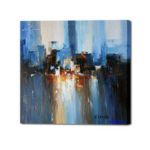 Oil abstract canvas painting art supplies
