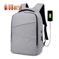 2018 Hot Sell Custom Polyester Travel Backpack, 15 inch Business Bag For Men Backpack Manufacturer