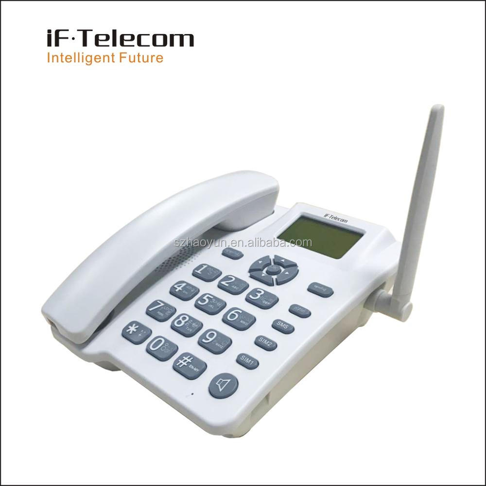 cdma fixed wireless desktop phone / cordless phone for us / gsm phones