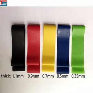 Different thickness light portable set packaged high elastic loop