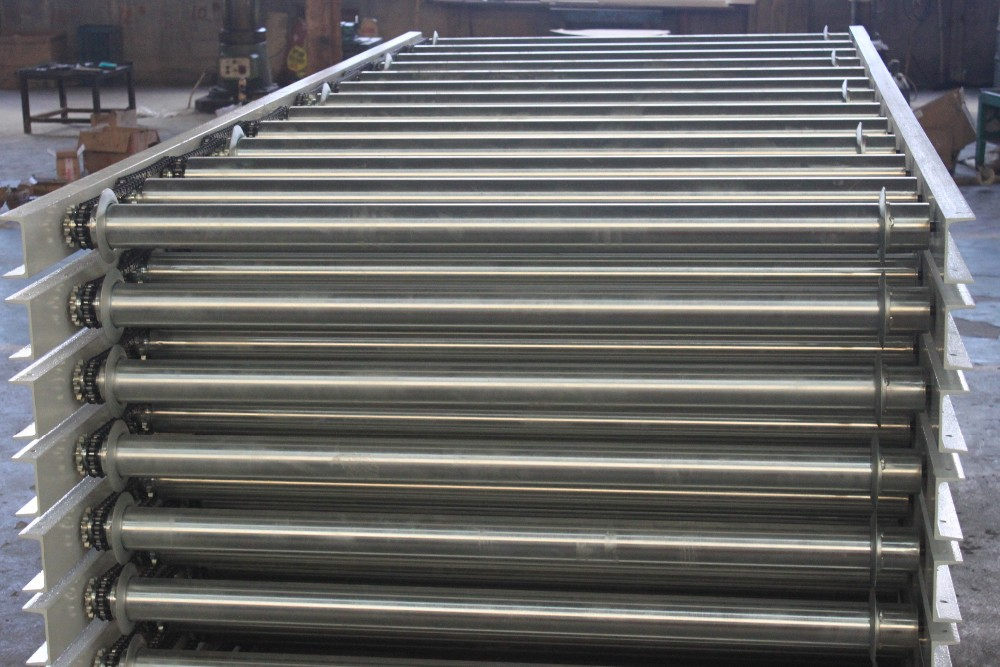 High Quality Thickness Conveyor Stainless Roller Conveyors