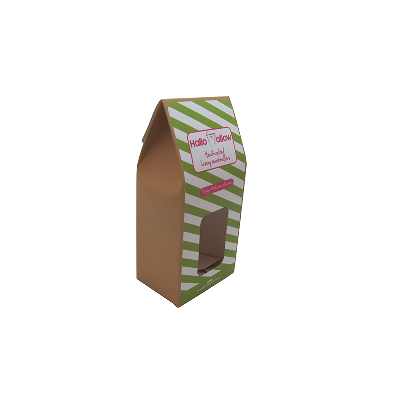 China cheap disposable custom kraft paper food boxes packaging box