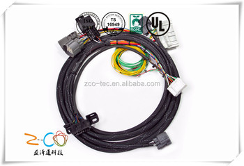 Wire Harness For Acura Rsx Fog Light Equal Components - Buy Wire Harness on