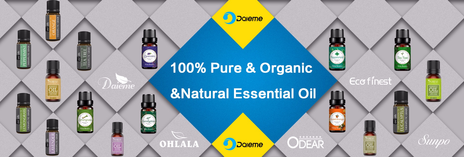 Guangzhou Daieme Cosmetic Co Ltd Skin Care Personal Beauty Rosemary Essential Oil 10ml Minyak 100 Murni Chat Online