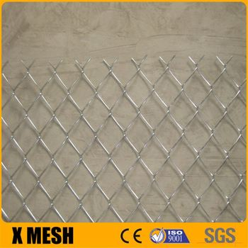 high security green black pvc coated galvanized chain link wire mesh cyclone fence with top razor
