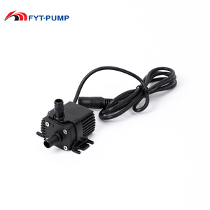 3m head 6V high head water supply small electric DC parts washer pump
