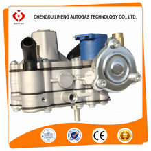 Sequential fuel pressure regulator injection/lpg reducer/lpg regulator