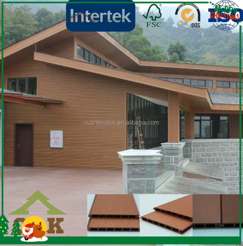 Finden Sie Hohe Qualität Recycled Wpc Zaun Hersteller und Recycled