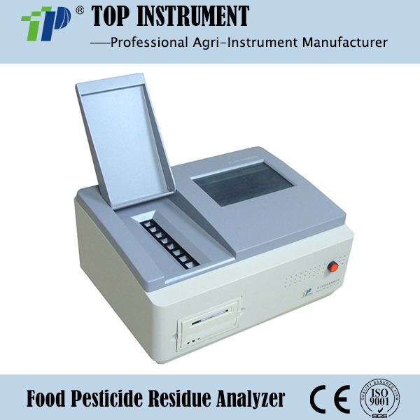 LCD Pesticide Residue Meter with 8 channels