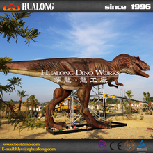 Jurassic Theme Park Top Sell Realistic Animatronic Dinosaur Model