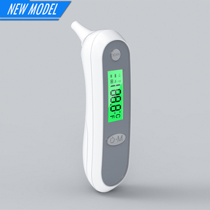JASUN ET-100J Digital Infrared Ear Thermometer Baby Fever Scanner