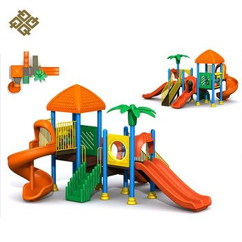 New Coming Fashion Iso9001 Miracle Baby Circle Slide Outdoor Playground  Equipment