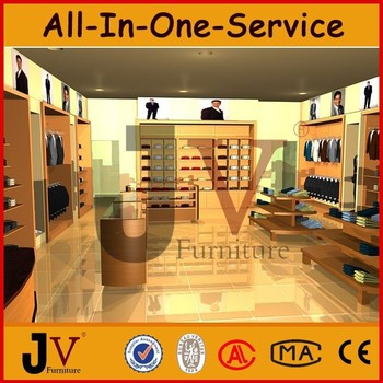 Professional Design Clothes Shop Fitting Room For Decoration