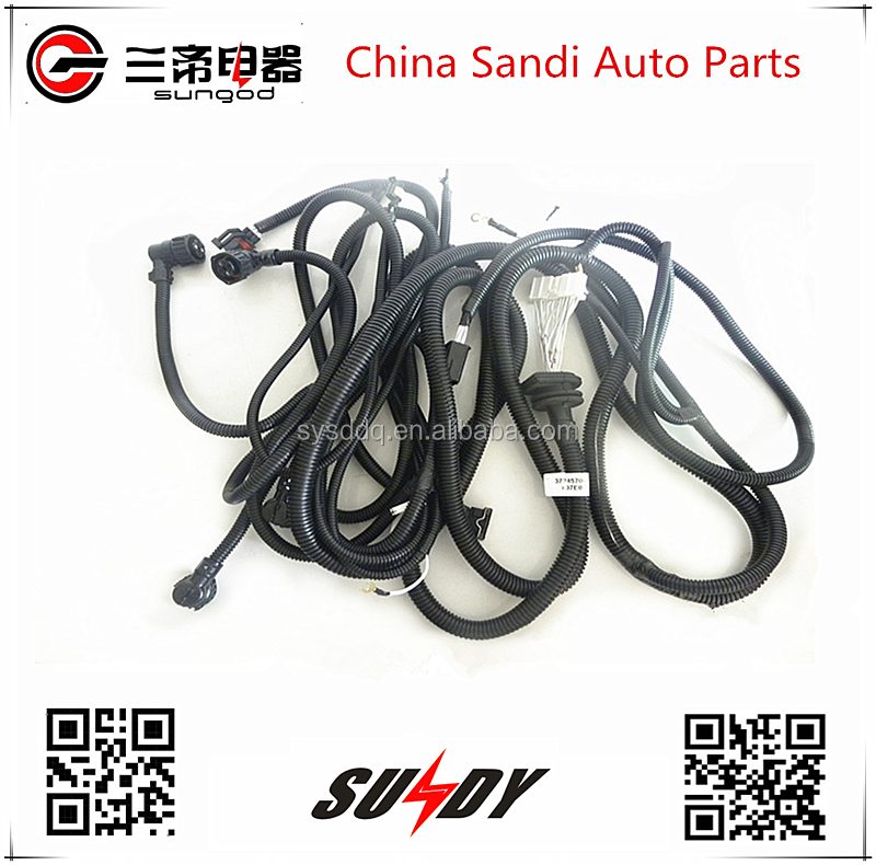 Hot sale 3724570 T0400 truck wire harness truck wiring harness, truck wiring harness suppliers and truck wire harness at alyssarenee.co