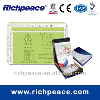 Richpeace PATTERN DESIGN AND GRADING SYSTEM