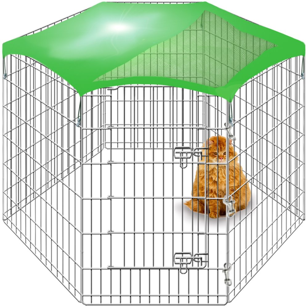 Wire Mesh Dog Fence With Cover - Buy Wire Mesh Dog Fence,Wire Mesh ...