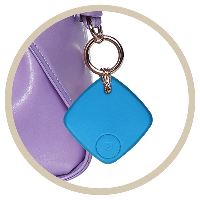 Small Lovely Wireless Key Finder, New Portable Personal Key Finder For iphone