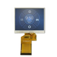 3.5 inch 54Pin TFT LCD 3.5 inch LCD touch screen TFT HD LCD screen LCM industrial control soldering screen