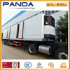 Panda 3axle 45feet refrigerated van semi trailer for sale
