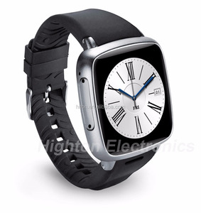 "HIDON 1.54"" Smartwatch Capacitive Multi-touch screen MT6572 1.2Ghz Android 5.13G Smart watch"