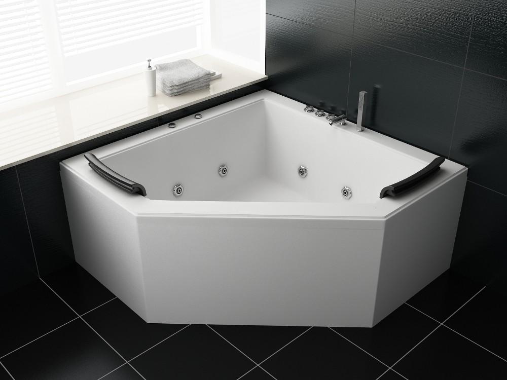 Vasca Da Bagno Mini : Drop in angolo jet idromassaggio vasca da bagno mini vasca calda