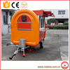 2017China food van/food delivery car/mobile food vending van for sale