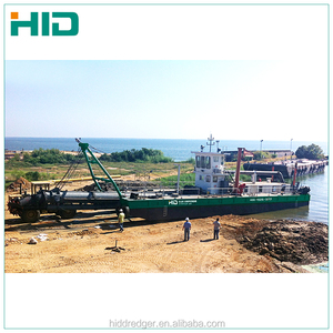 China used large river sand dredging machine for sale