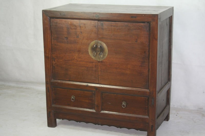 chinese antique furniture solid wood small sideboard cabinet