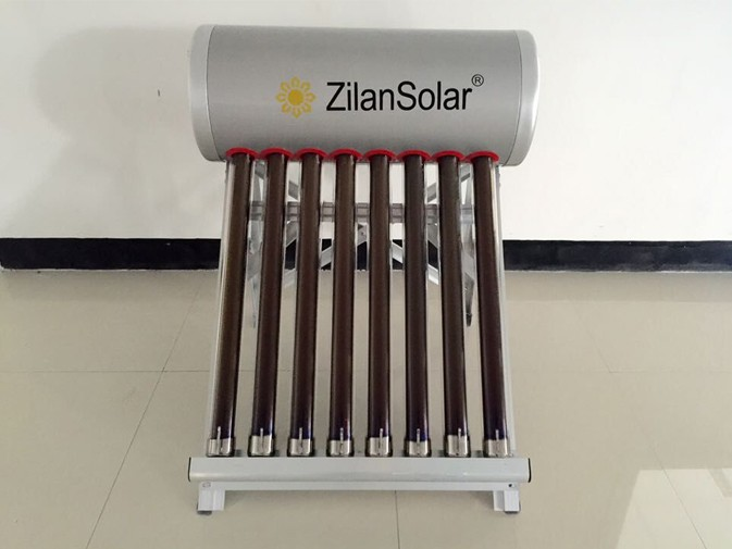 40L mini solar water heater
