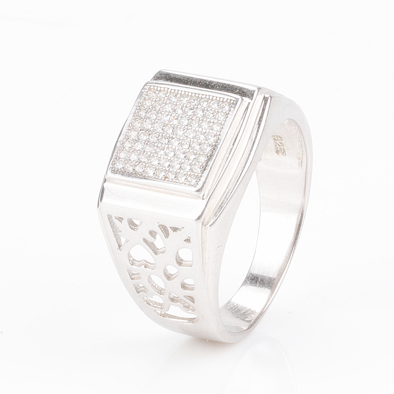 Fashionable Islamic Silver Rings For Muslim Men With Great Price ...