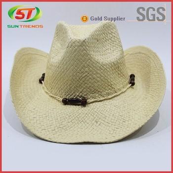 0fd56556b63e8 Natural Chapéu de Palha Panamá Chapéu de Sol Tampão da Palha De Papel Dos  Desenhos Animados