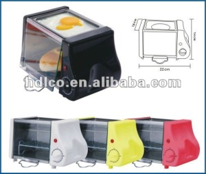 220V Kitchen Appliances mini portable microwave oven with glass plate