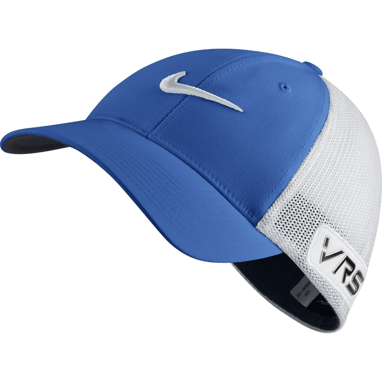c0116790 Get Quotations · Nike GOLF TOUR FLEX-FIT CAP new logo GAME  ROYAL/WHITE/WHITE M
