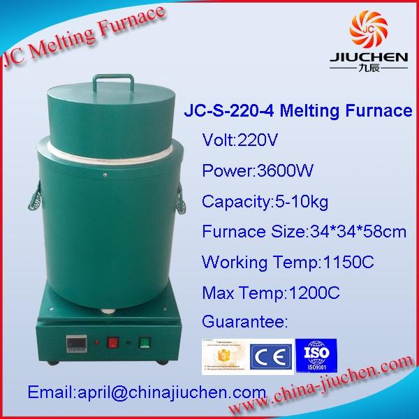 Jc Mini Portable Aluminium Smelter Buy Aluminium Smelter