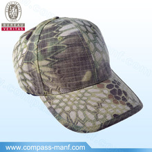 Special Forces Operator Boa Camo Pattern Baseball Tactical Cap