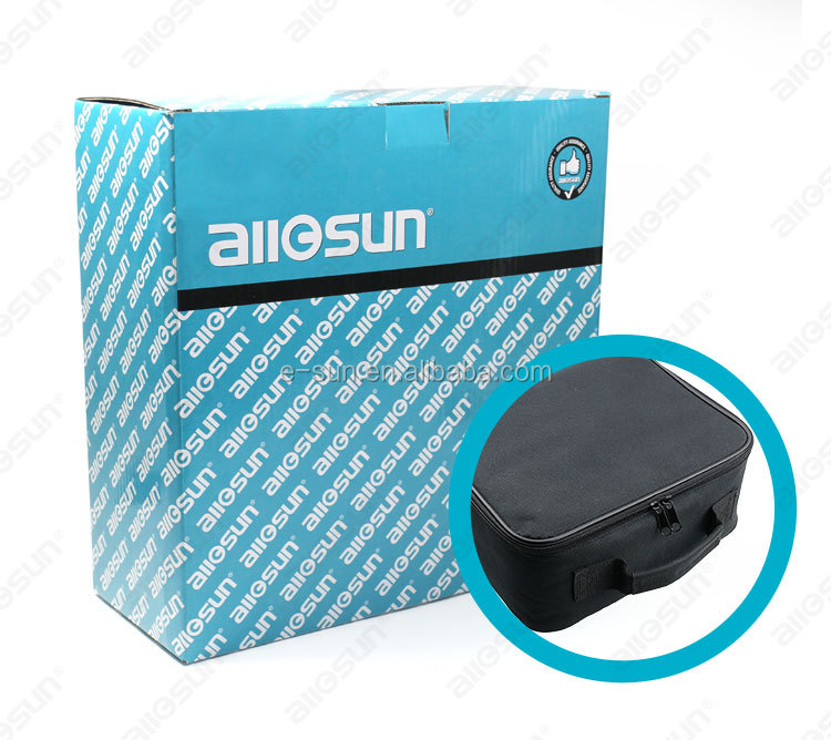 All-Sun EM2280 Ultrasonic Diagnostic Tool Multifunction Leak Detector Gas Liquid Leak Detector Machine Fault Diagnostic Tool